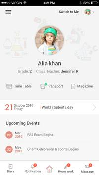 ParentEye - School App 海报