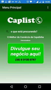 CapList screenshot 1