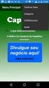 CapList screenshot 2