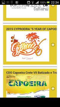 Capoeira Events screenshot 2