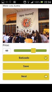 Capoeira Events screenshot 3