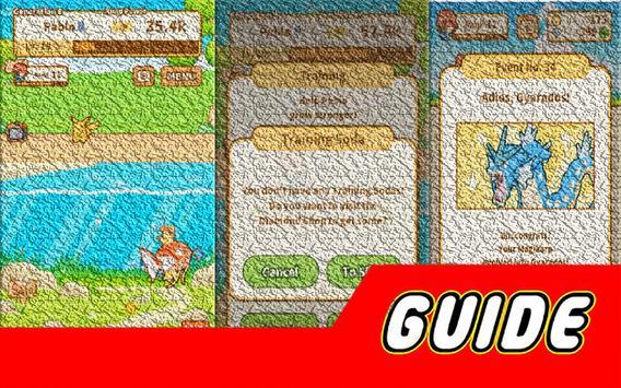 New pokémon magikarp jump Tips poster