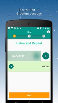 Capable: Speak Language in 30 hours apk screenshot