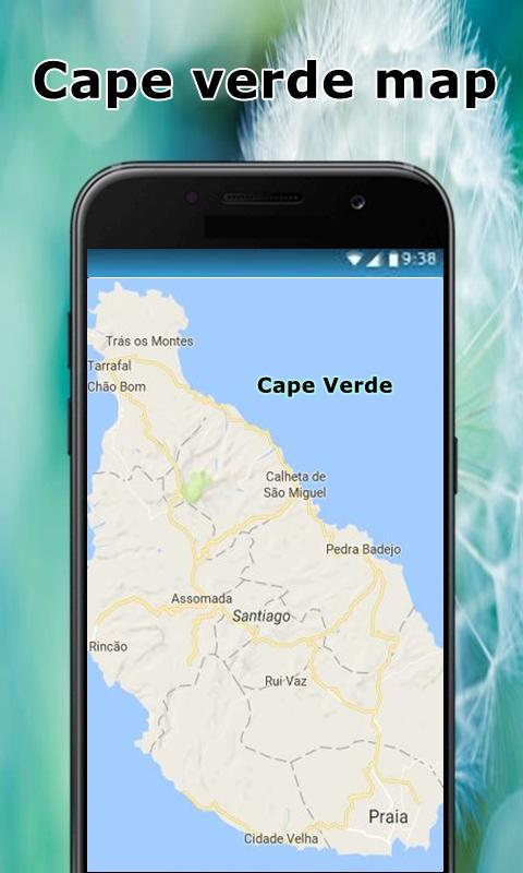 Cape verde world map apk download free travel local app for cape verde world map poster gumiabroncs Gallery