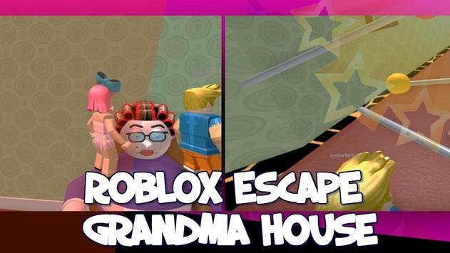Hint For Roblox Escape Grandma House screenshot 1