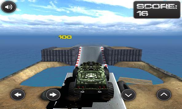 Endless OffRoad Monster Trucks screenshot 1