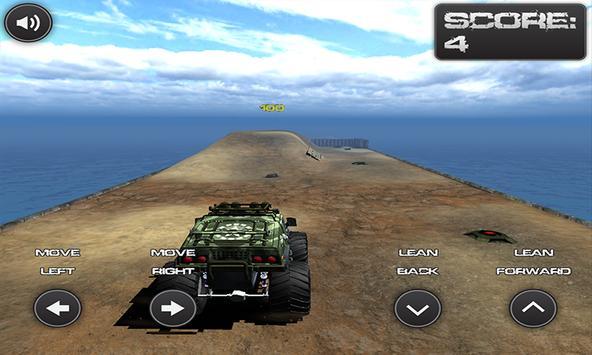 Endless OffRoad Monster Trucks screenshot 2