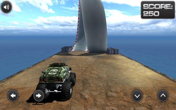 Endless OffRoad Monster Trucks screenshot 4