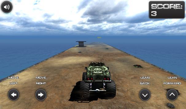 Endless OffRoad Monster Trucks screenshot 8