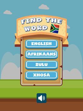 Find The Word SA screenshot 4