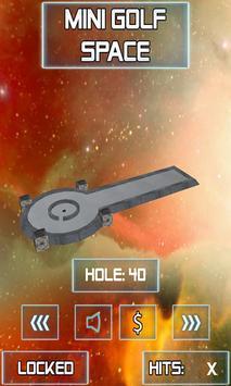 Mini Golf Space screenshot 3