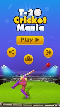 T20 Cricket Mania poster