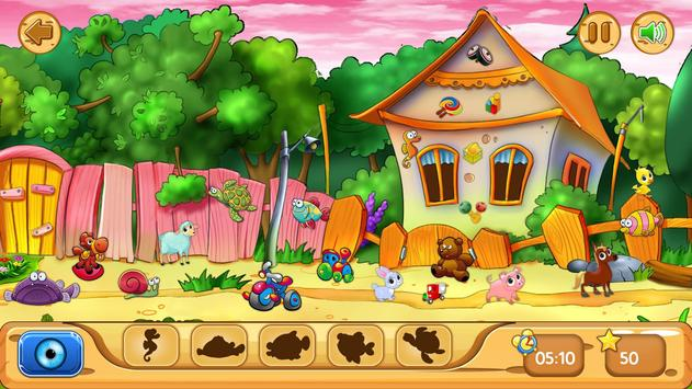 Toy Finder -Best Children Game скриншот 16