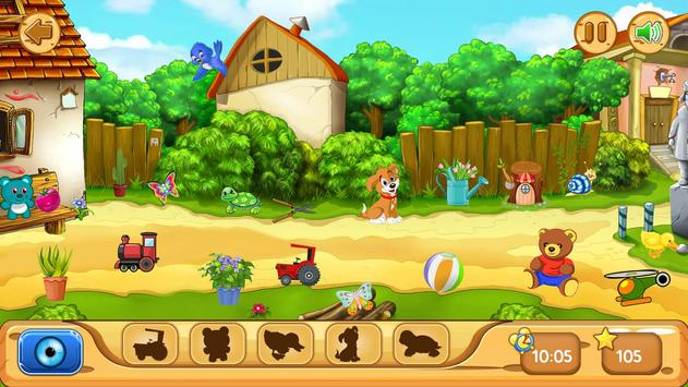 Toy Finder -Best Children Game 截图 9