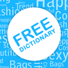 WordNet -Free urban Dictionary Zeichen