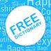 WordNet -Free urban Dictionary
