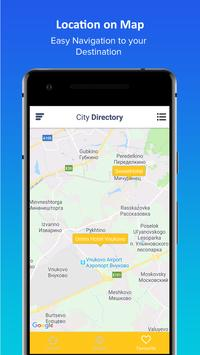 Moscow City Directory screenshot 5