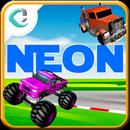 Neon Monster Run APK