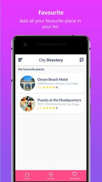 San Diego City Directory screenshot 6