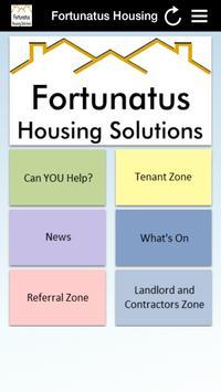Fortunatus Housing poster