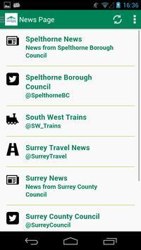 Spelthorne App screenshot 1