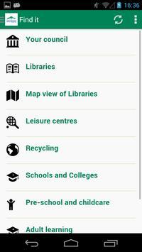 Spelthorne App screenshot 2