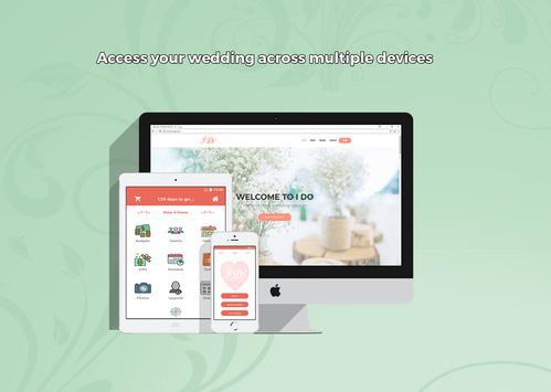 I Do - Wedding Planning and Photo App screenshot 5