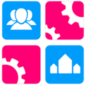 CapitalRealty CRM Mobile App icon