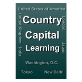 Country Capital learning icon