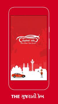 Capital Cab - Partner poster