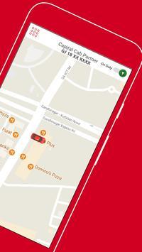 Capital Cab - Partner screenshot 3
