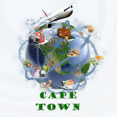 World Capitals.Cape Town.Guide icon