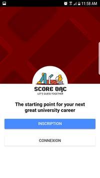 Score Bac apk screenshot