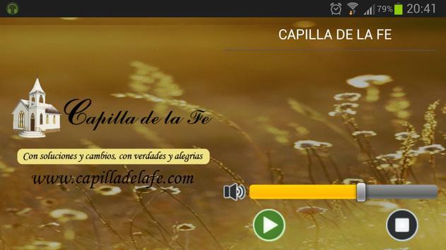 CAPILLA DE LA FE screenshot 1