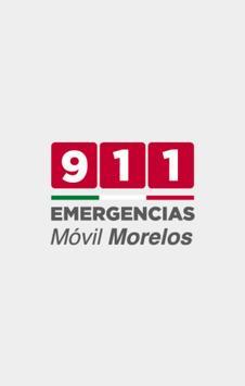 911 Móvil Morelos poster