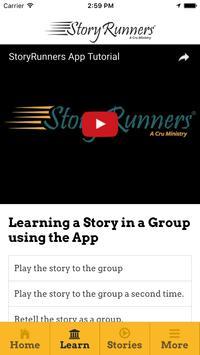 StoryRunners apk screenshot