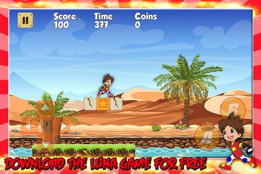 Naru's Super Jungle World apk screenshot