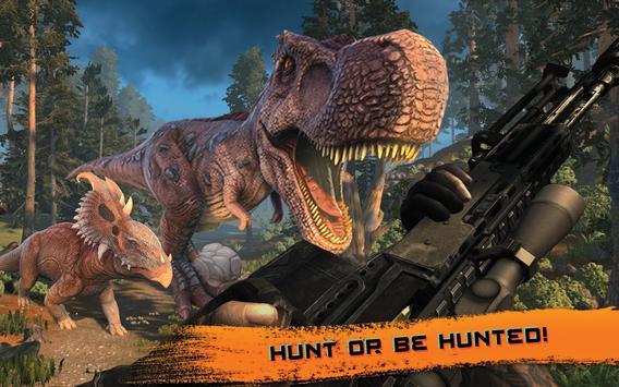 Jurrassic Dino Shores Safari Hunter screenshot 2