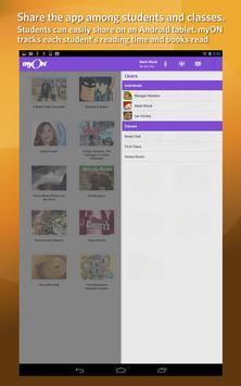 myON apk screenshot