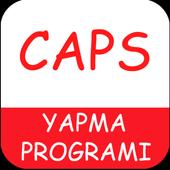 Caps Yapma Programı icon