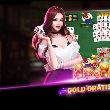 Capsa Susun Queen screenshot 2