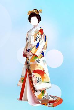 Kimono Photo Suit Maker poster