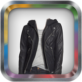 Leather Coat for Woman Suit icon