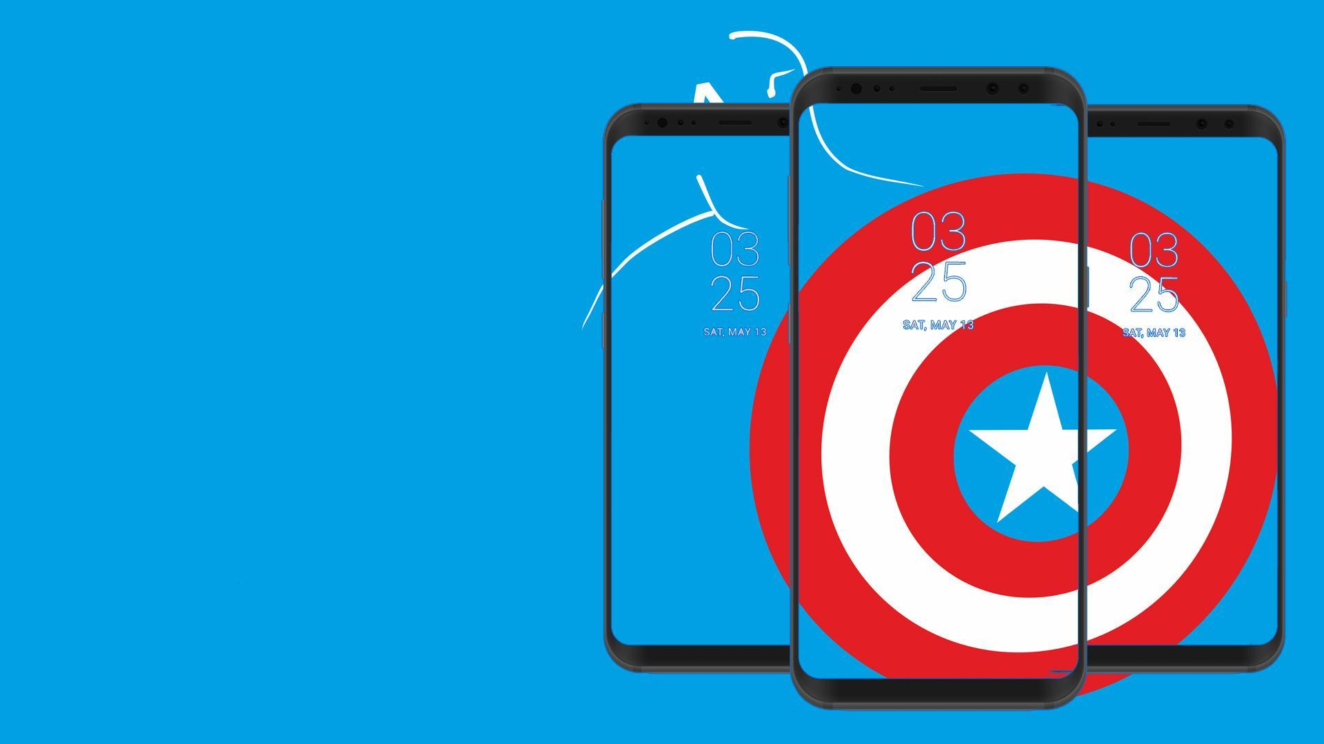 Captain America Wallpapers Hd For Android Apk Download