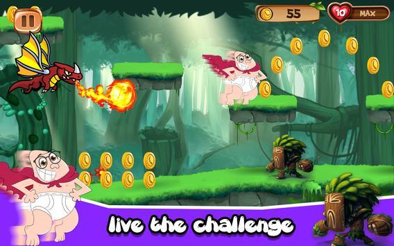 captain jungle boy apk screenshot