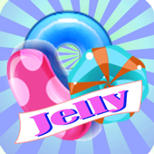 Sweet Candy Blast Jelly icon