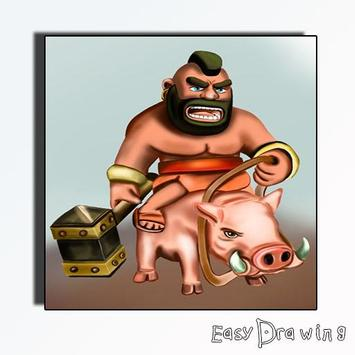 How To Draw Clash Of Clans screenshot 5