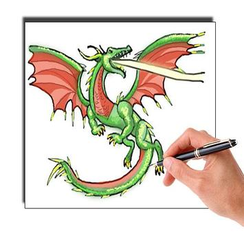 How To Draw Dragons screenshot 4
