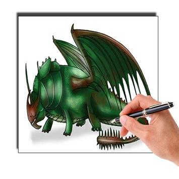 How To Draw Dragons screenshot 5