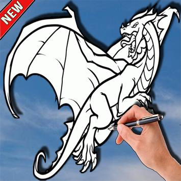 How To Draw Dragons screenshot 6